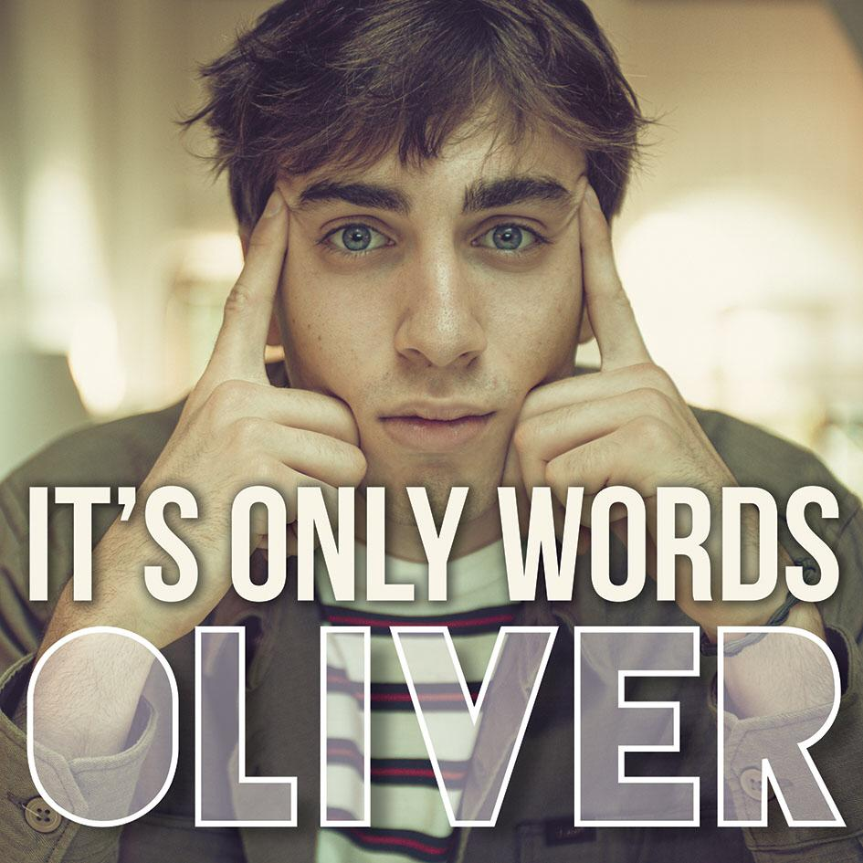 "IL NUOVO SINGOLO ""IT'S ONLY WORDS"""